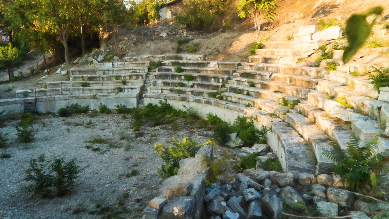 kirklareli-tarih-antik-vize-tiyatrosu