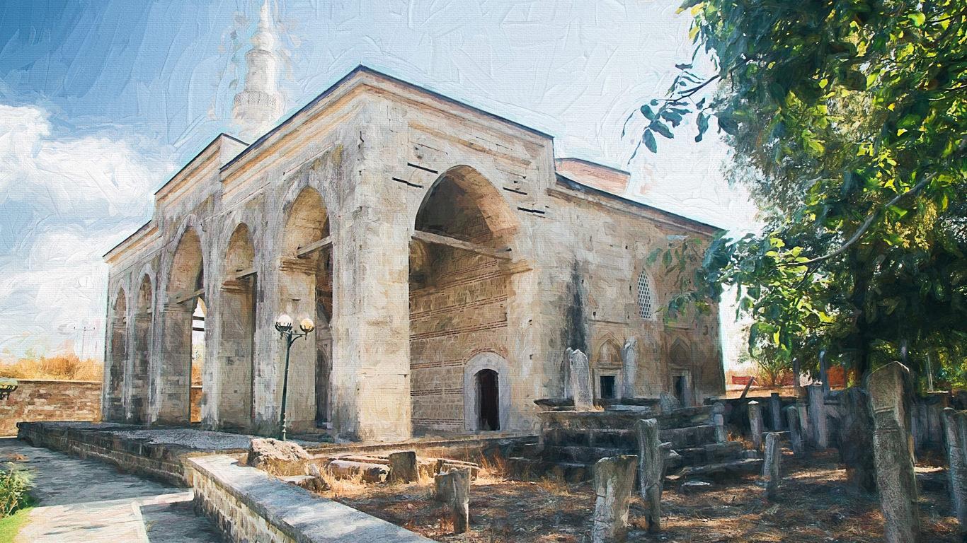 gazimihal-cami